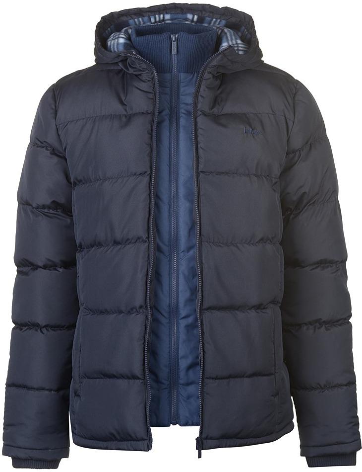 Férfi téli kabátja 892fee6340