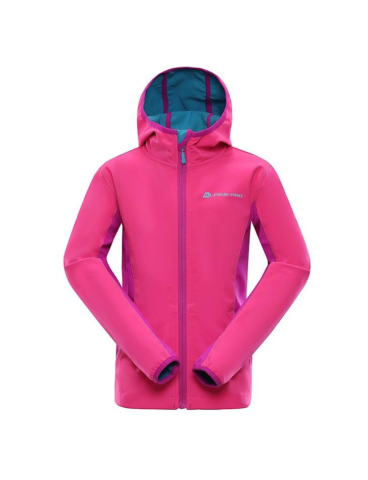 Lány Softshell dzseki Alpine Pro