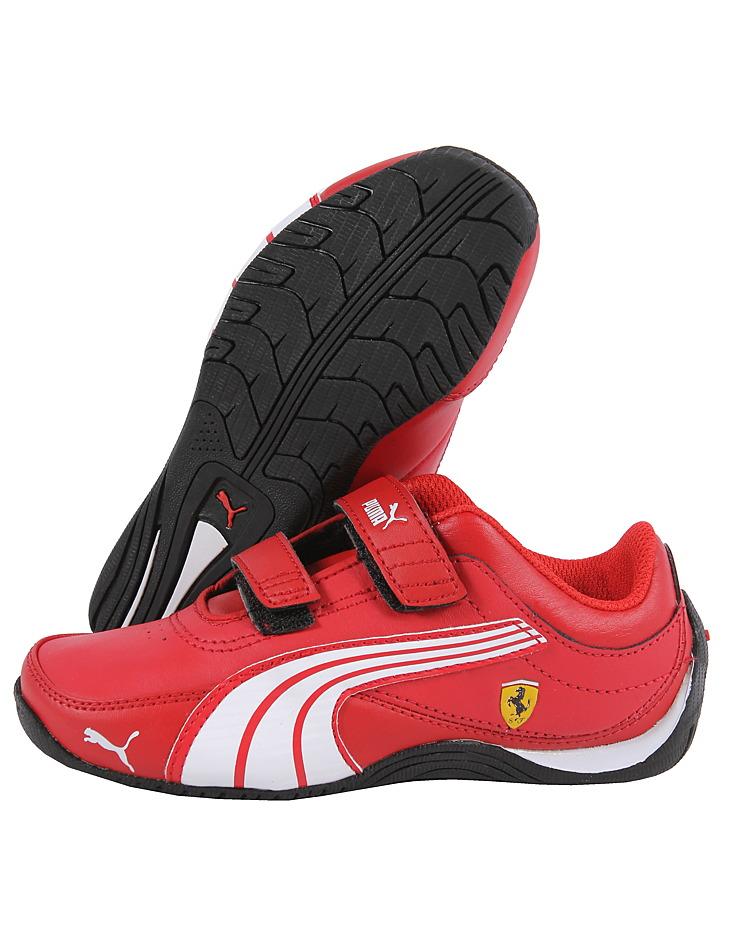 Puma Ferrari Drift Cat 4 gyerek cipő  9620ebf32b