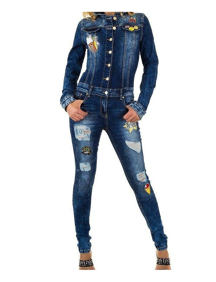 Női farmer dzsekik Original Denim