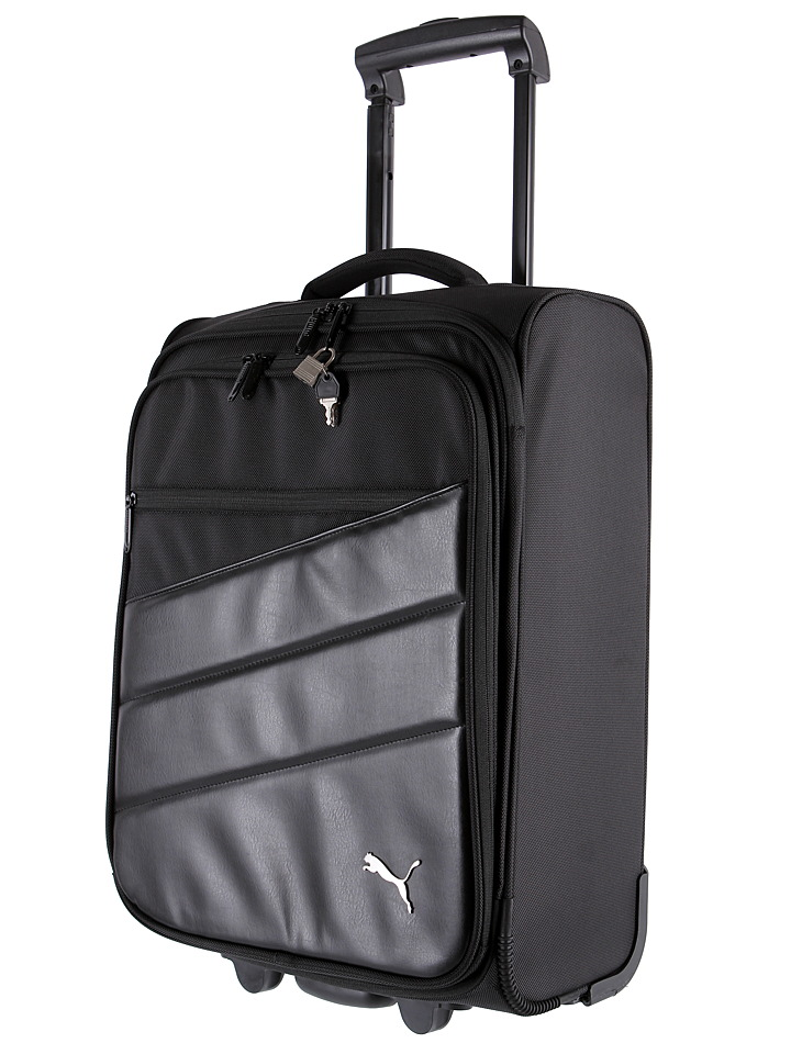 Úti bőrönd kerekekkel Puma  351491e471