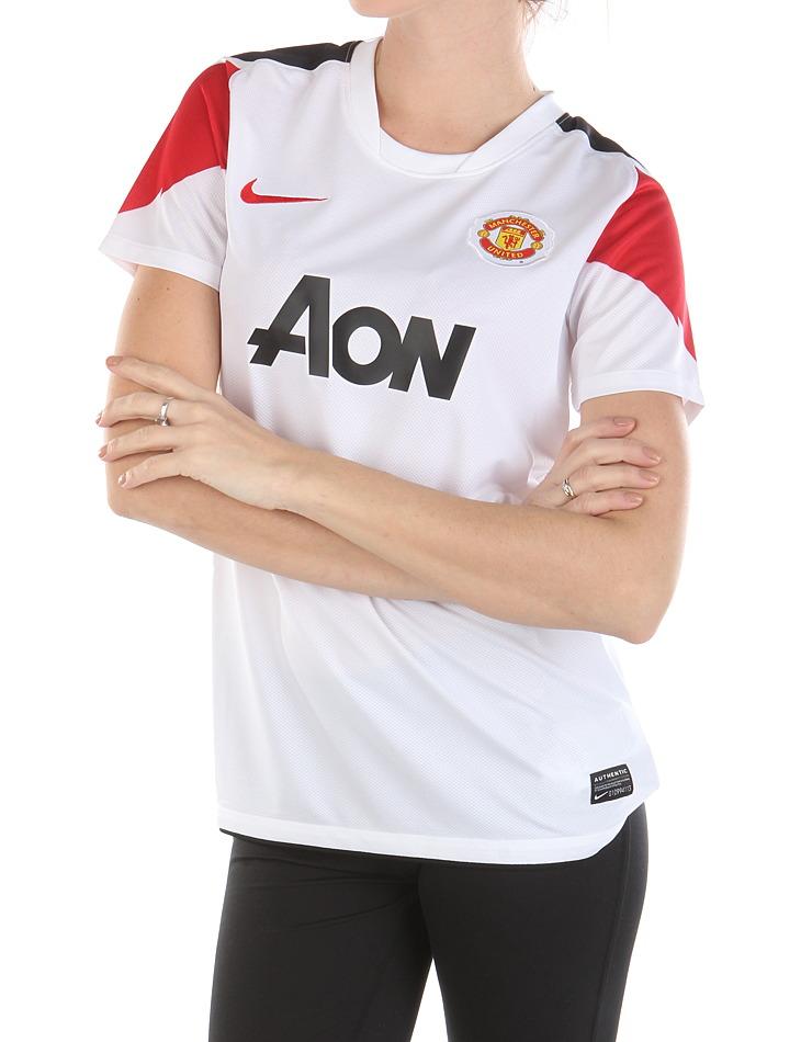 Női Nike Manchester United póló  51ab683a08