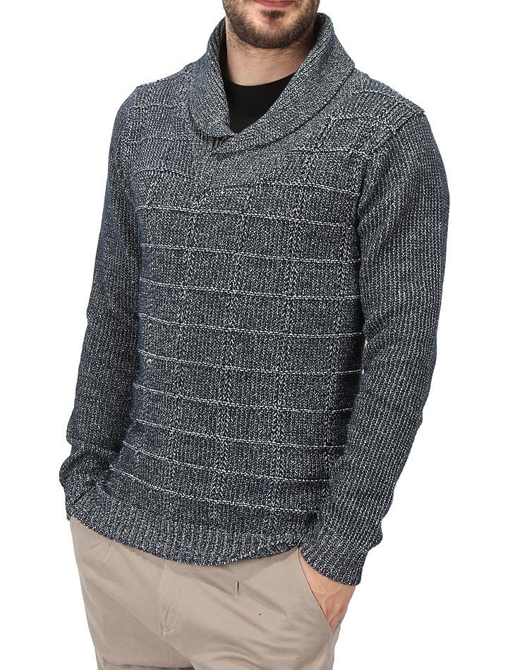 Férfi kötött pulóver Eight2nine  8d07e5745f